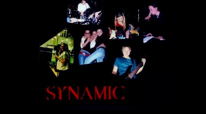 "CD ""Synamic"""