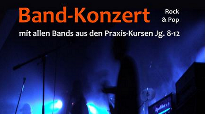 Premiere: Band-Konzert im Backstage