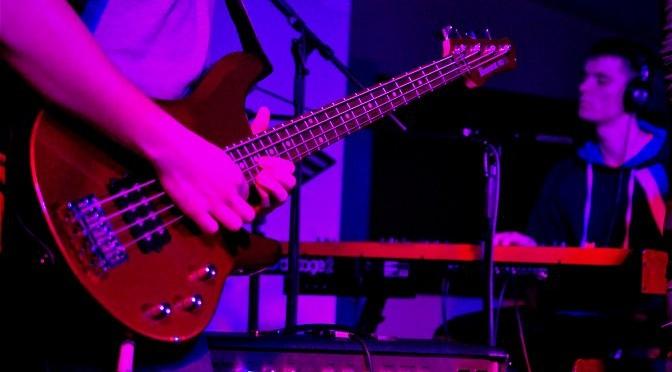 Band-Konzert im Backstage