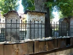 Friedhof der Remuh-Synagoge (Boźnica Remuh)