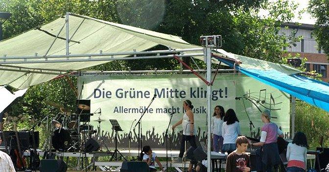 """Die """"Grüne Mitte"""" klingt"""