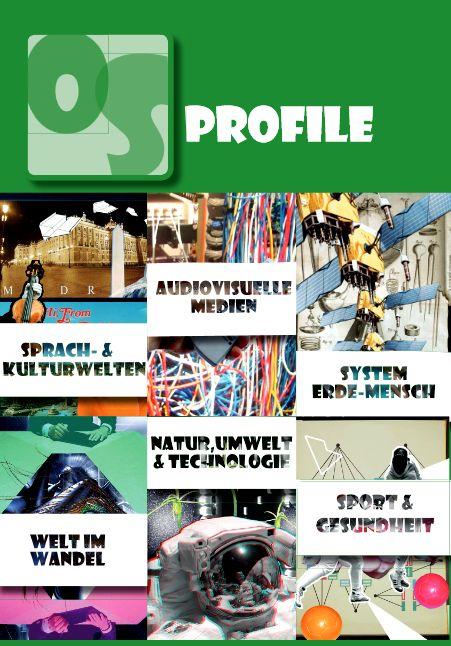 Oberstufen-Broschüre 2016