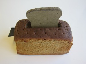 """Toastbrotbröter"" von Evgenia, Kl. 11"