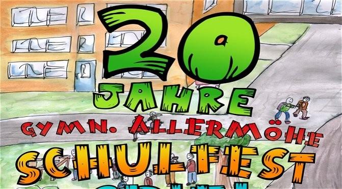 """20 Jahre Gymnasium Allermöhe – """"Das sind wir!"""""""
