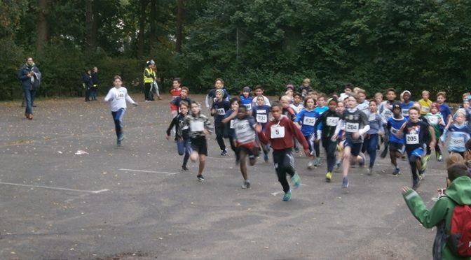 Hamburger Meisterschaften im Crosslauf