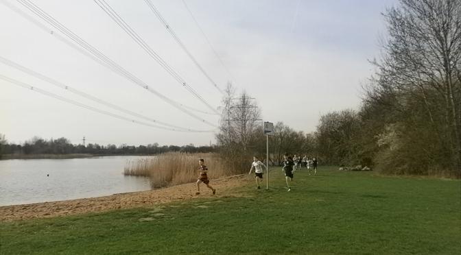 Der sonnigste Crosslauf aller Zeiten
