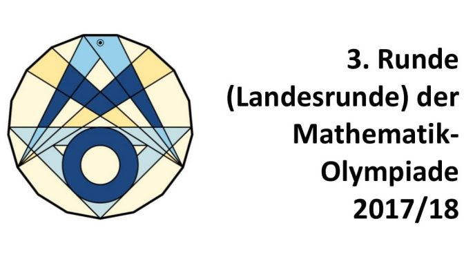 Toller Erfolg bei der Mathematik-Olympiade