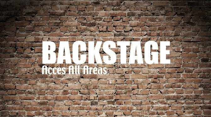 "CD ""Backstage"""