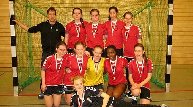 Handball – Klarer Sieg im Landesfinale