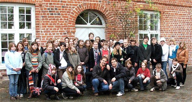 Big-Band-Fahrt 2008