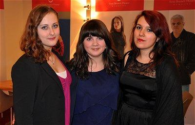 Stolpersteinprojekt - Schülerinnen erhalten einen Bertinipreis 2013