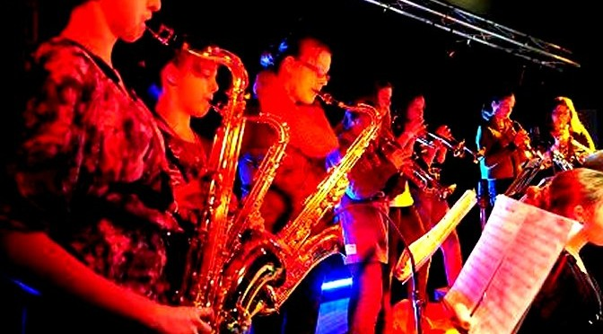 Jazz meets Pop – Winterkonzert 2011