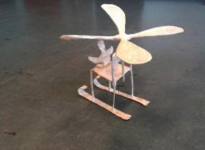 Fliegen für Jedermann - Fliegender Stuhl