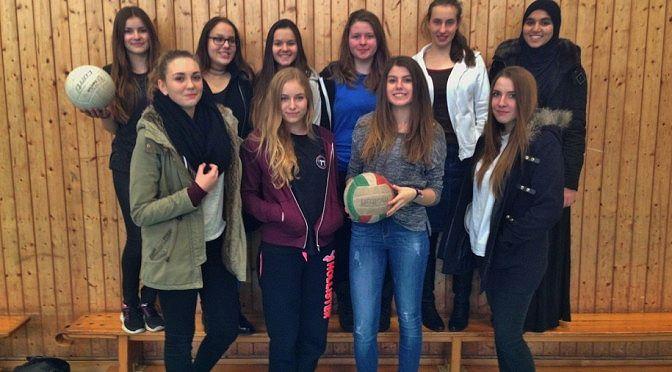Volleyballerinnen wieder auf Medaillenkurs
