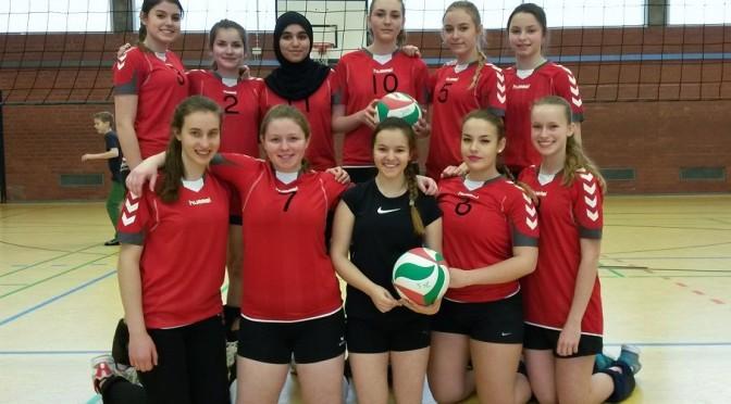 Volleyballerinnen verpassen Medaille