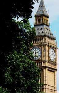 Seminarfahrt London