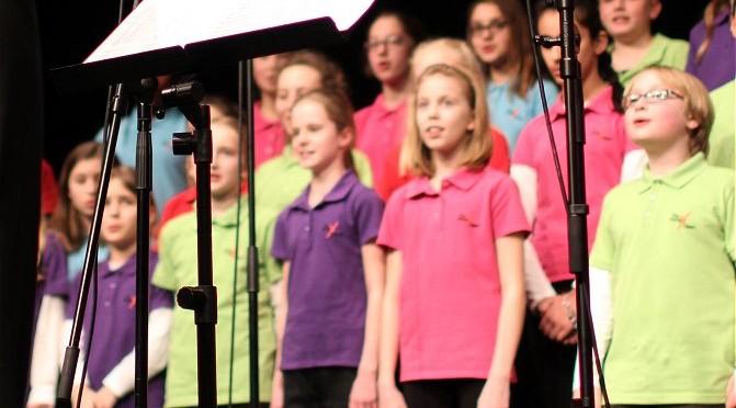 Das Chorprojekt 'The Young ClassX' – auch am Gymnasium Allermöhe