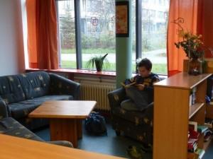 Ganztag Schülerbücherei