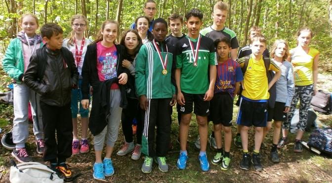 Dreifach Gold für unsere Läufer