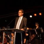 Schuljubiläum - Rede Arne Dornquast