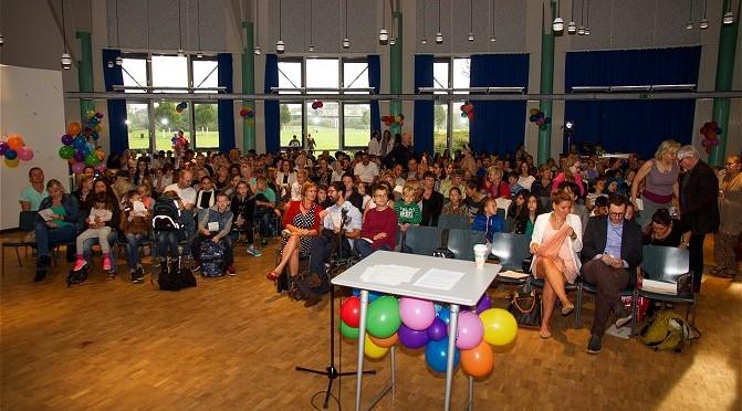 112 neue Fünftklässler feierlich empfangen!