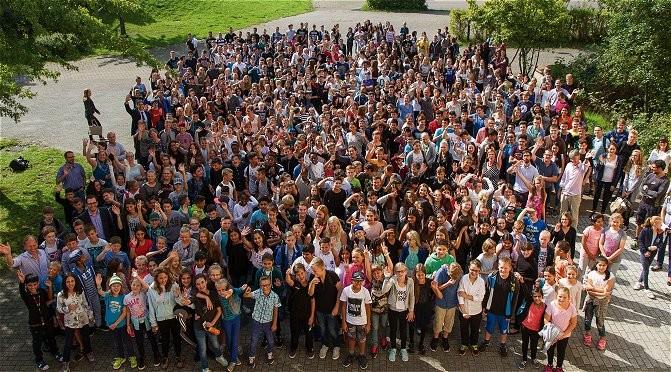 Schulgemeinschaft 2015