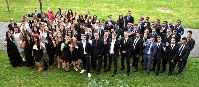 Abiturienten 2016