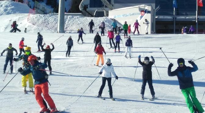 Unvergessliche Skireise nach Südtirol