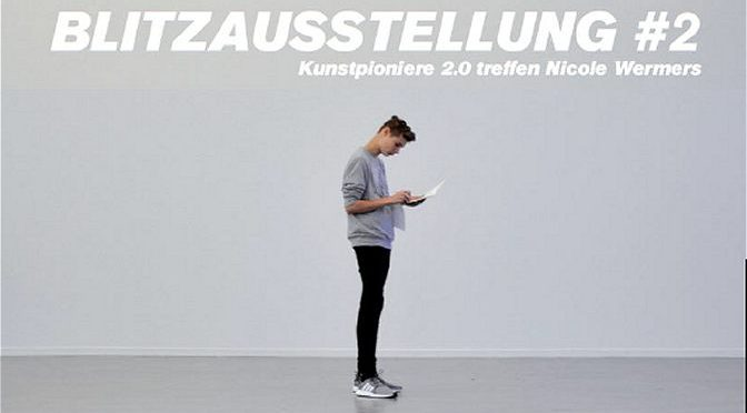 "Kunstpioniere 2.0 ""WOMEN BETWEEN BUILDINGS"" im Kunstverein Hamburg"