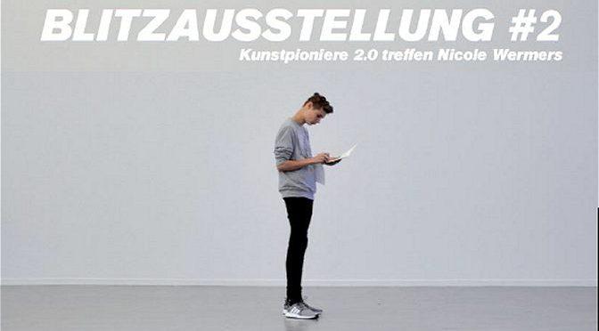 """Kunstpioniere 2.0 """"WOMEN BETWEEN BUILDINGS"""" im Kunstverein Hamburg"""