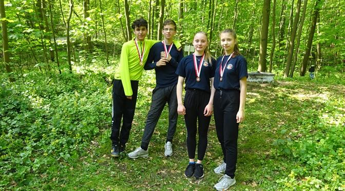 Unsere besten Läufer holen viermal Edelmetall